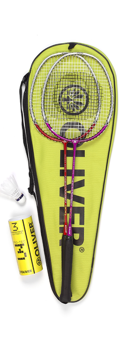 BADMINTON 2er SET SPEEDPOWER 600